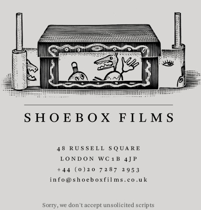 SHOEBOX FILMS